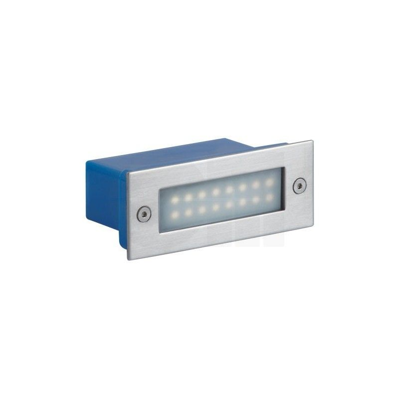Corp incastrat LED  9,6W/230V,alb cald,IP54