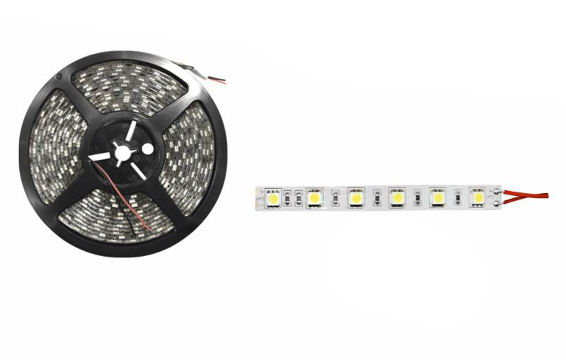 Banda LED   24V  14,4W/60, alb cald,IP54-Rola 5ml