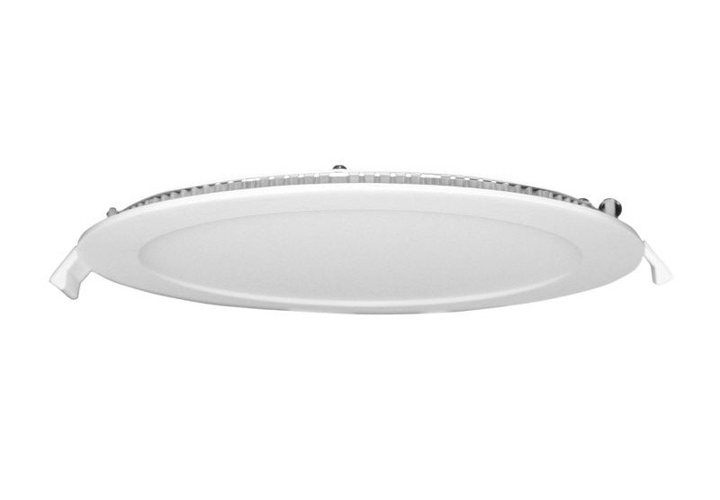 Lumen-Downlight LED 12W, Slim R,white