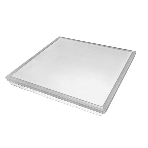 Lumen-LED Panel ST 42W alb neutru,  600/600,alu