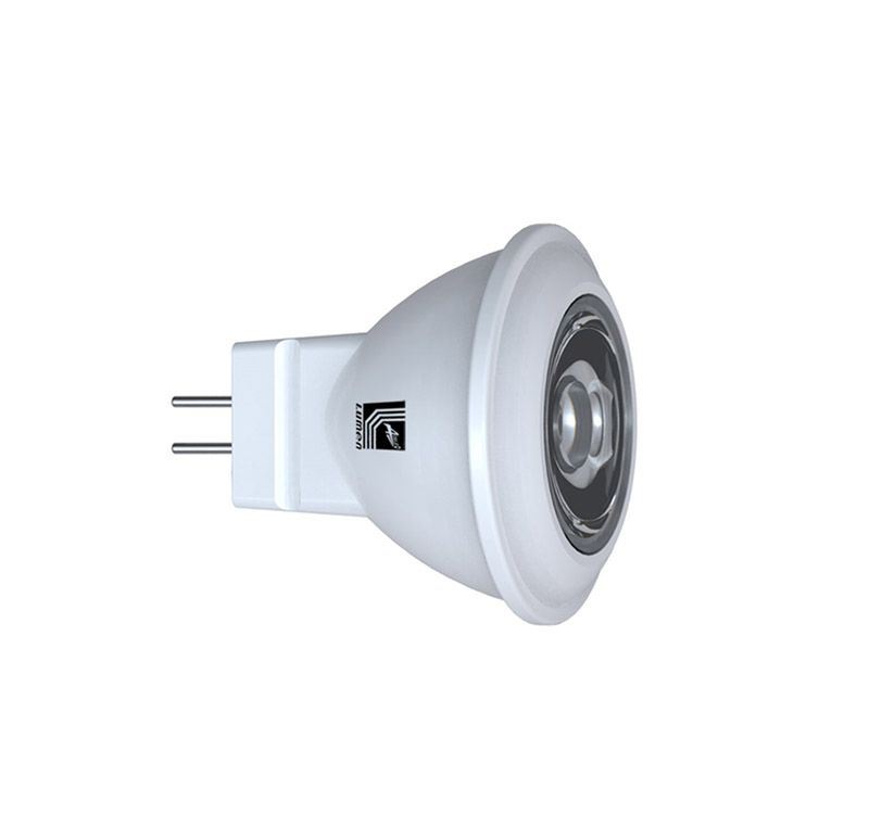 Bec Power LED GU4/MR11  12V,  3W alb rece