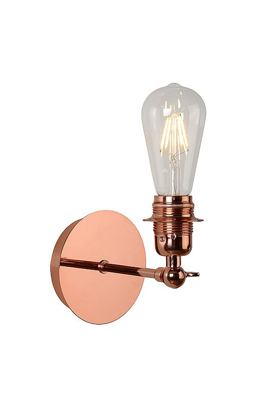 Lucide-RETRO red copper,Aplica