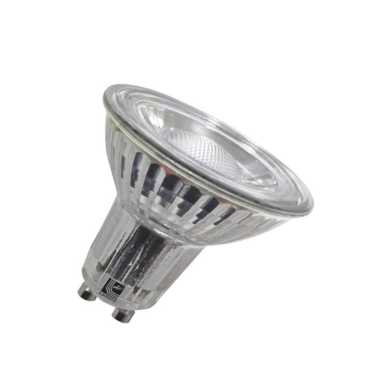 Bec Power LED GU10 230V, 5W alb rece