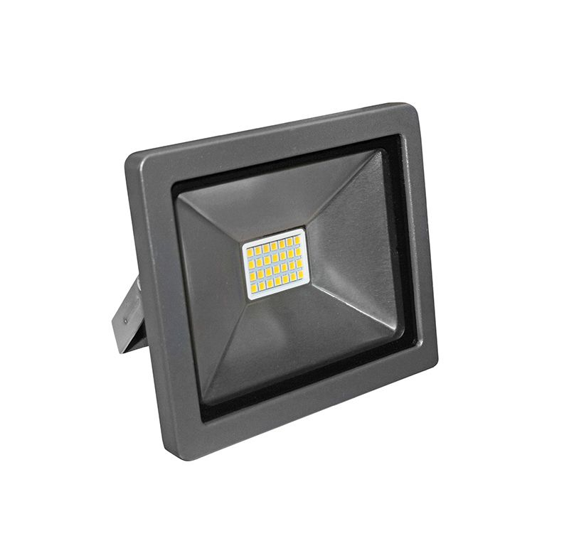 Lumen-Proiector LED SMD  20W alb cald,antracit