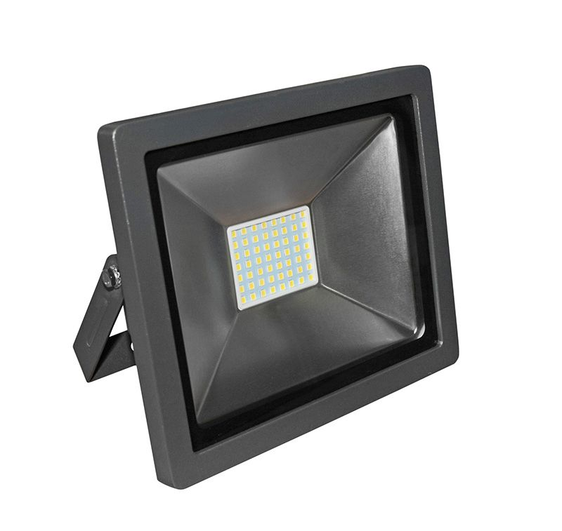Lumen-Proiector LED SMD  30W alb cald,antracit