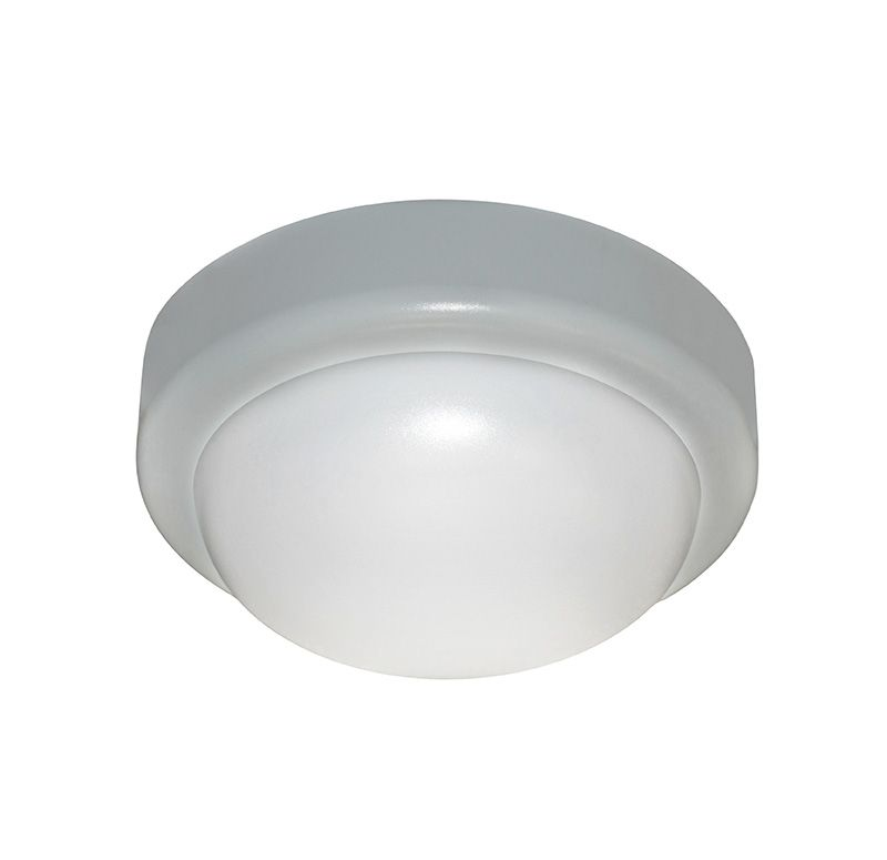 Aplica LED 10W alb neutru, 230V, grey, rotunda,IP44