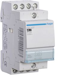 Hager-Contactor 25A/230V,2ND+2NI,CM,S