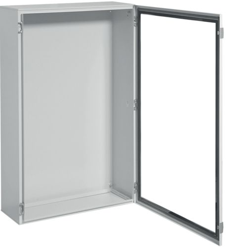 Hager ORION Plus- Tablou metalic 1250X800X300, IP65, usa transparenta