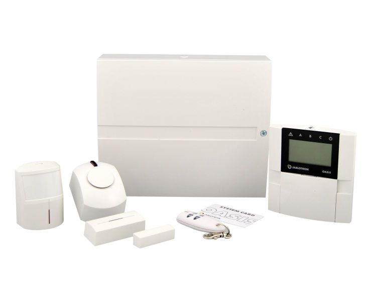 Centrala antiefractie  wireless (kit),JK-84