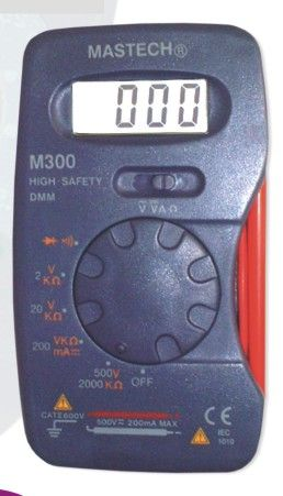 Multimetru digital M-300
